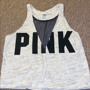 PINK shirt!